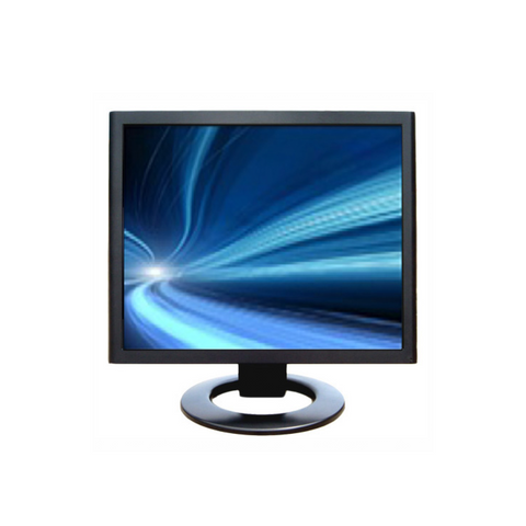 "BRANDED - 19"" LED Monitor, 1280x1024, 1x VGA, 1x HDMI, 1x BNC In, 1x BNC Out<br><small>Model: AS19LED-3</small>"
