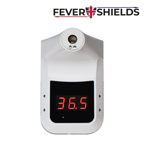 FEVERSHIELDS -  Automatic Handsfree Infrared Thermometer<br><small>Model: FORESIGHT</small>