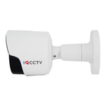IQCCTV 2MP 4in1 Starlight Bullet Camera<br><small>Model: IQC1080B-W</small>
