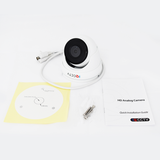 IQCCTV 2MP 4in1 Starlight Vandal Dome Camera<br><small>Model: IQC1080V-W</small>