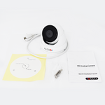 IQCCTV 5MP 4in1 Starlight Vandal Dome Camera<br><small>Model: IQC5000V-W-2</small>