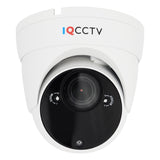 IQCCTV 5MP 4in1 Starlight Vandal Dome Camera<br><small>Model: IQC5000VV-W-2</small>