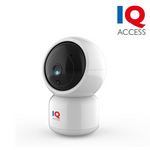 IQACCESS - Wi-Fi Pan Tilt Zoom Smart Camera, 2MP (1080P), Google & Alexa Support, microSD card slot <br><small>Model: IQPTZ</small>