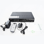 IQCCTV 5MP Lite 4 Channel Hybrid 5in1 DVR<br><small>Model: IQR5000D4H-2</small>