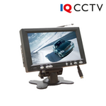"IQCCTV - 7"" LCD Monitor, 430x234, Phono, Speakers<br><small>Model: IQV07M</small>"