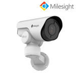 MILESIGHT - 5MP AI IP 12x Auto Tracking PTZ Mini Bullet Camera, H265+, Starlight, 120dB WDR, 5.3-64mm, 140m Smart IR, microSD slot, IP66, White<br><small>MS-C5361-EPB</small>