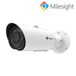 MILESIGHT - 8MP (4K) AI IP Vandal-proof Mini Bullet Camera, H265+ Starlight, 120dB WDR, 2.8mm, 30m Smart IR, microSD slot, IP67, IK10, White<br><small>MS-C8164-PB-J</small>