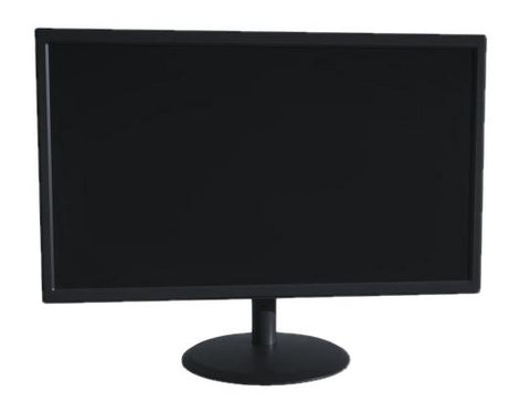 "Model: PD195ECO<br>19.5"" LED Monitor, 1600 x 900 VGA,  HDMI, 18W"