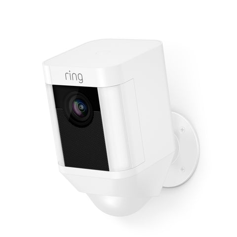 Ring Spotlight Cam - Battery<br><small>White or Black</small>