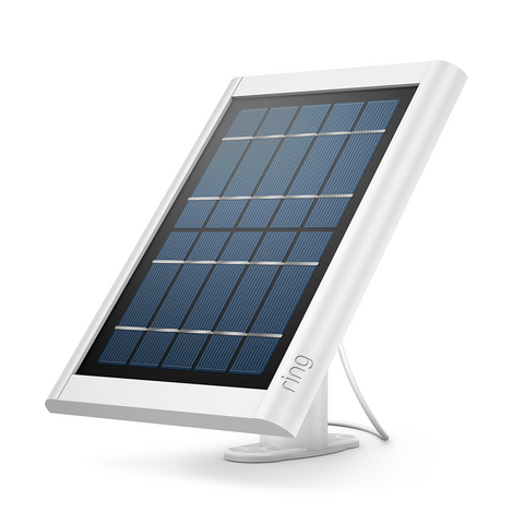 Ring Solar Panel<br><small>White or Black</small>