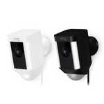 Ring Spotlight Cam - Wired<br><small>White or Black</small>