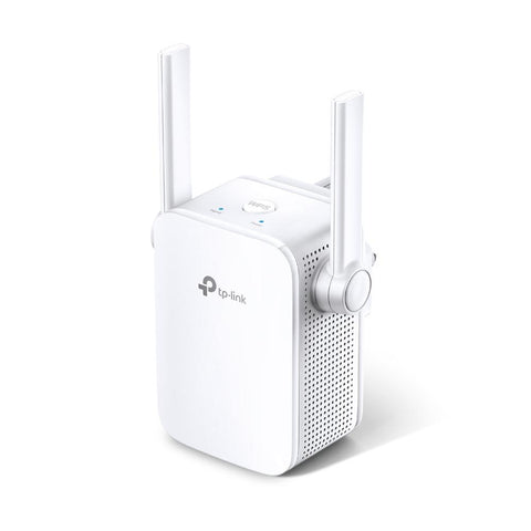 TP-Link 300Mbps Wi-Fi Range Extender with 2 External Antennas<br><small>Model: TL-WA855RE</small>