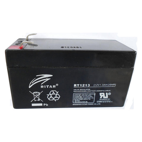 Honeywell Battery 12V 1.2AH<br>(Model: UC12102)
