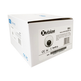 XVISION - 2MP AI IP Vandal Low Profile Dome Camera, H265+, Starlight, 120dB WDR, 2.8mm, 15m IR, Microphone, White<br><small>Model: X4C2000MP-W</small>