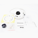 Xvision 2MP IP Starlight Micro Dome Camera, 120dB WDR, Built in Mic, VA<br><small>Model: X4C2000MP-W</small>