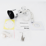 Xvision 5MP IP Starlight Bullet Camera, PIR Sensor, Floodlight<br><small>Model: X4C5000BD-W</small>