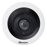 Xvision 5MP IP Starlight Cylindric Vandal Resistant 360° Fisheye Dome<br><small>Model: X4C5000FU-W</small>