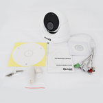 xvision 5MP IP Starlight Vandal Dome Camera<br><small>Model: X4C5000VM-W</small>