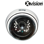 XVISION - 2MP 4in1 HD/Analogue Varifocal Dome Camera, 2.8-12mm, 20m IR, White<br><small>Model: XHC1080DAQ</small>