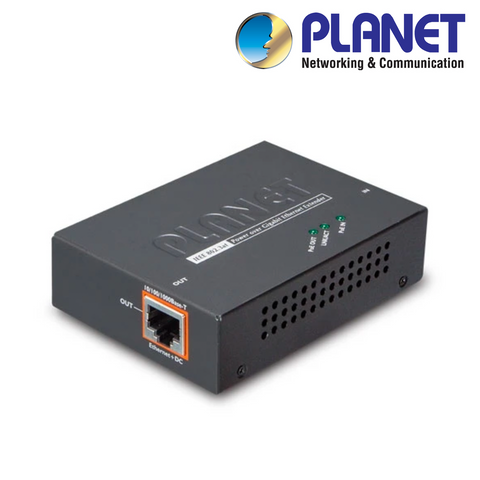PLANET - Network and PoE Extender/Repeater<br><small>Model: XIPPOE-E</small>