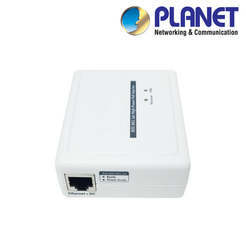 PLANET - Single Port High Power PoE Injector<br><small>Model: XIPPOEI-HP</small>