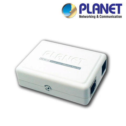PLANET - Single Port 5/12V DC PoE Splitter<br><small>Model: XIPPOESW</small>