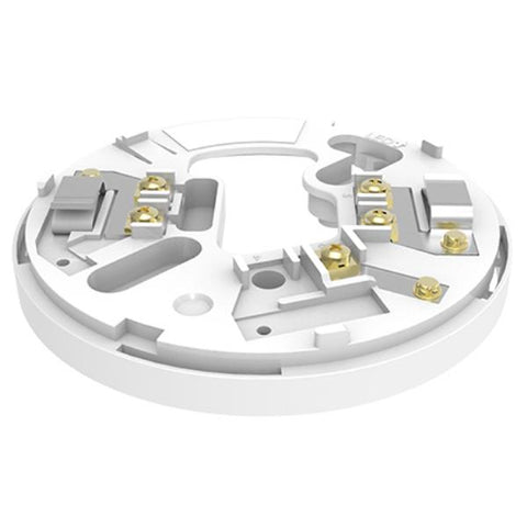 Hochiki Sensor Mounting Base - White<br>(Model: YBN-R/3(WHT))