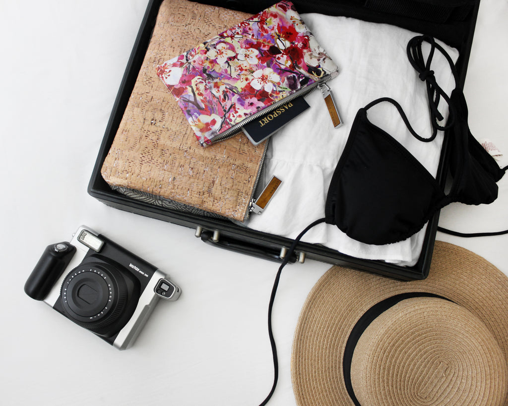 OUT OF OFFICE; Summer Packing