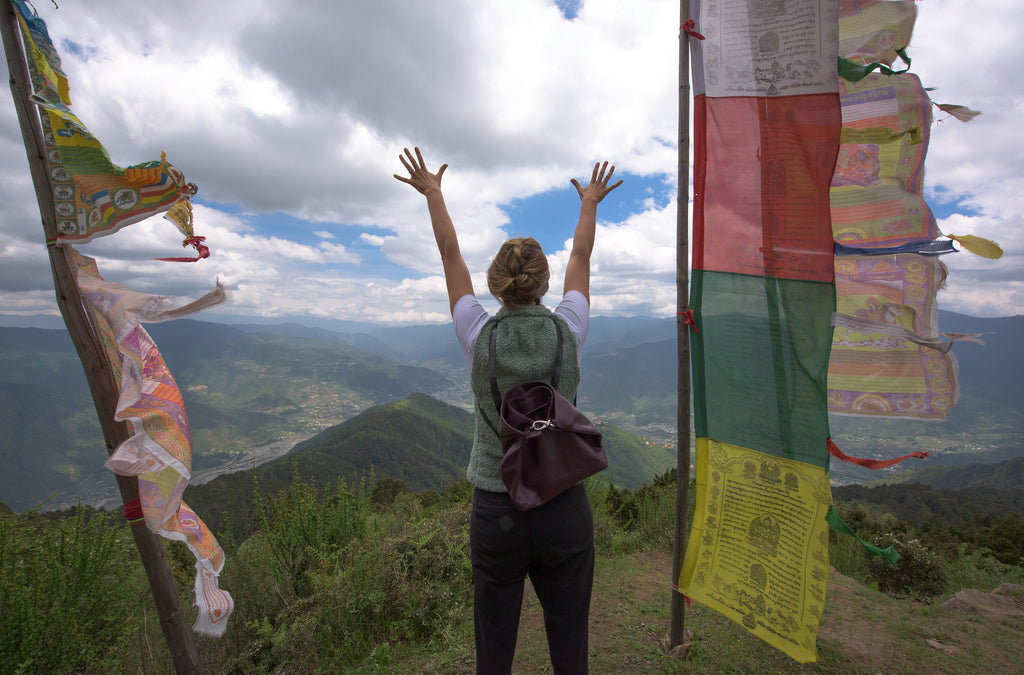 Globetrotting Through The Kingdom of Bhutan, By Jenna Jackson