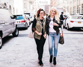 NYFW - HELLO DRIFTER, BLOGGING DUO