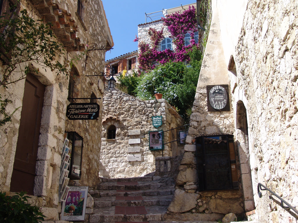 EAT SEE DO: Eze, France