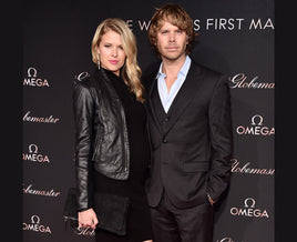 E! RED CARPET ALERT - ACTORS SARAH & ERIC OLSEN
