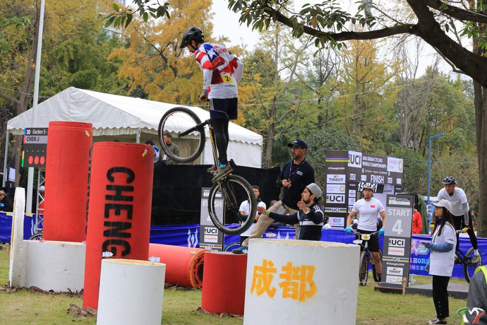 [VIDEO] Team Chile Trial - UCI Trials World Championship: Chengdu, China 2018