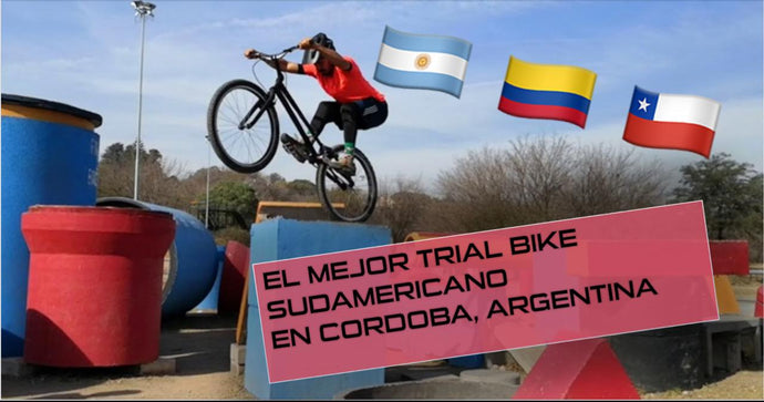 [VIDEO] Trial Bike Sudamericano en Córdoba, Argentina