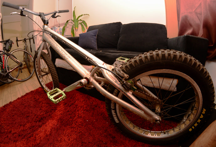 Bicicleta completa Breath YES 20