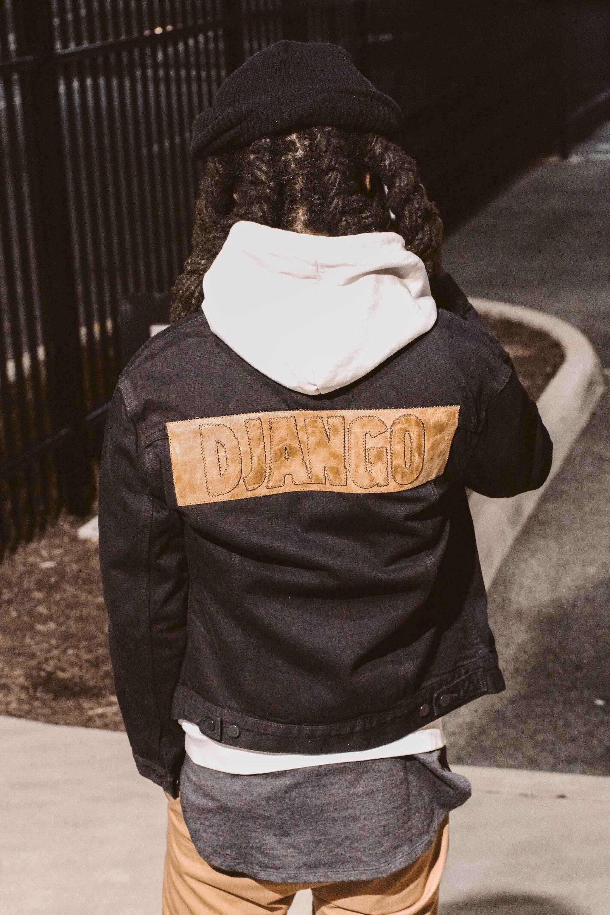 Levi's x Django Unchained -  Denim Jacket