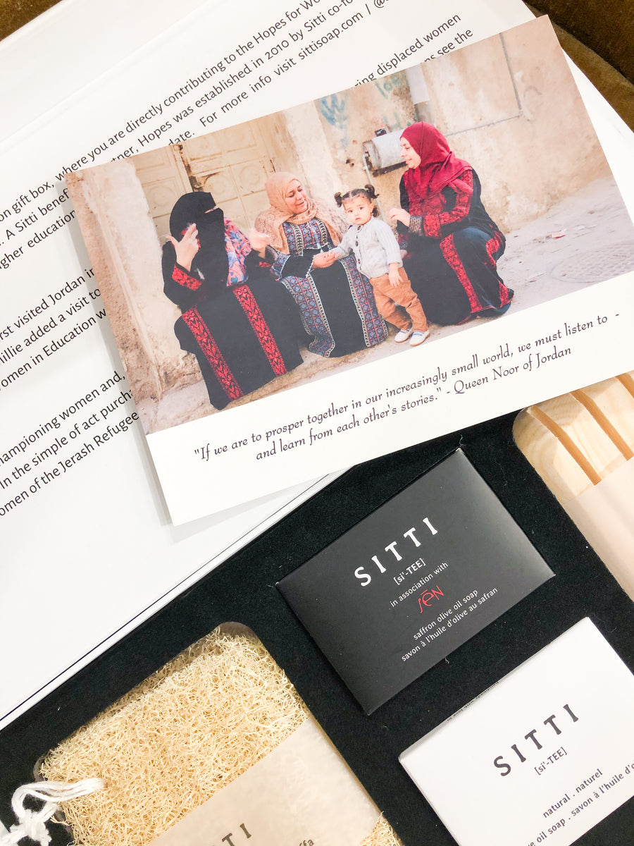Sitti x Millie Limited Edition Gift Box