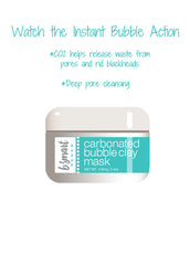 Renew Carbonated Bubble Clay Mask