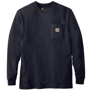 Carhartt: Workwear Pocket Long Sleeve T-Shirt