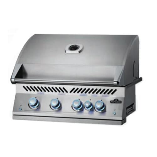 "Napoleon Built-in 700 Series 32"" With Infrared Rear Burner, Stainless Steel BIG32RBSS"