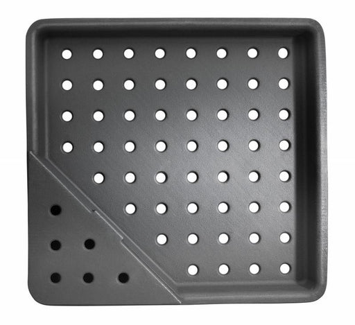 Napoleon 67732 Cast Iron Charcoal And Smoker Tray For All Grills (Except 308 Series)