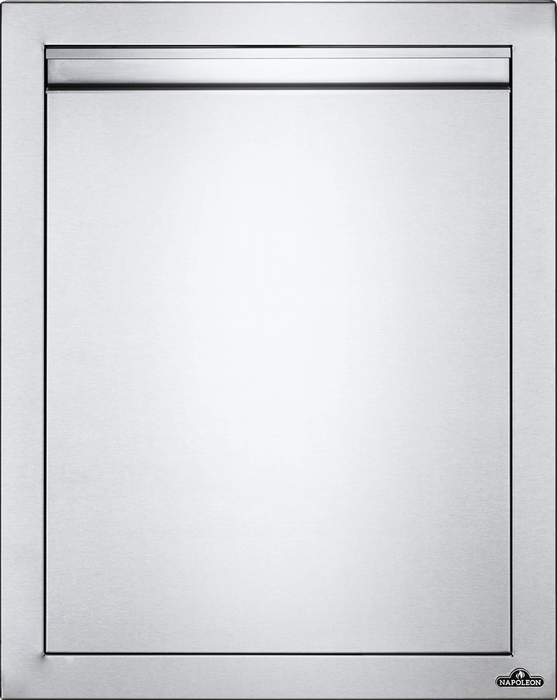 "Napoleon Built-In 18"" X 24"" Reversible Single Door BI-1824-1D"