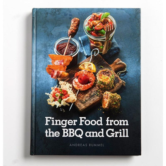 Napoleon FBG-BOOK-EN Finger Food From The Bbq And Grill
