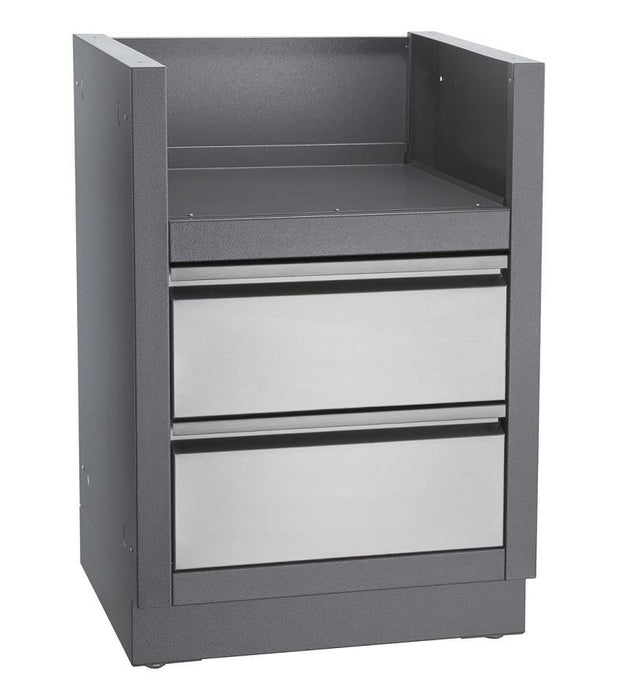 Napoleon Oasis Grill Cabinet - Fits Bisb & Bisz300 Side Burners Exclusively