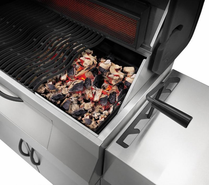 Napoleon Charcoal Professional Grill Stainless Steel PRO605CSS