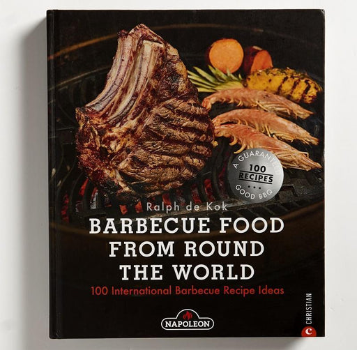 Napoleon BRW-BOOK-EN Barbecue Food From Around The World