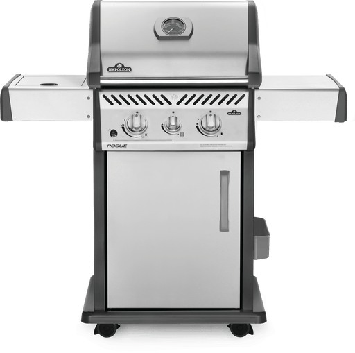 Napoleon Rogue 365 Gas Grill with Infrared Side Burner R365SIB