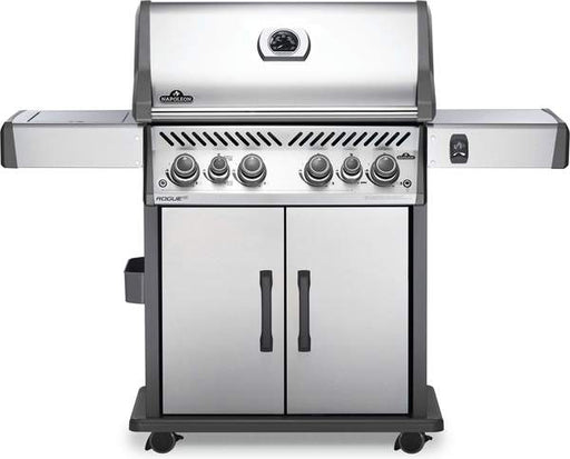 Napoleon Rogue SE RSIB 525 Gas Grill (Stainless Steel) w/Infrared Side and Rear Burners RSE525RSIB-1