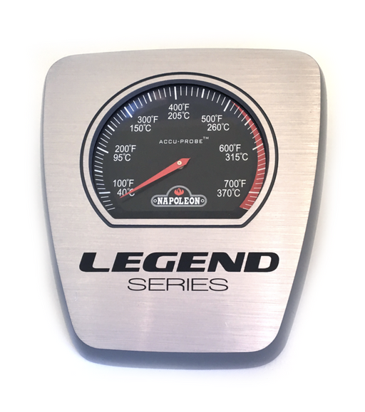 Napoleon S91002 Temperature Gauge Legend 485