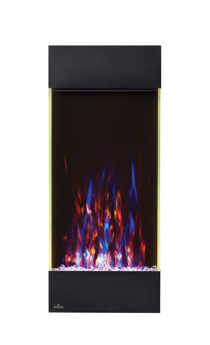 Napoleon Allure Vertical 38 - NEFVC38H - Wall Hanging Electric Fireplace, 38-in